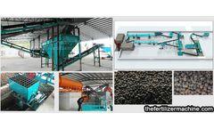 The popularization of organic fertilizer market drives the equipment development