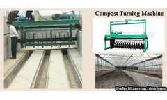 How to use organic fertilizer compost turner machine reasonably
