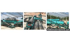 Fertilizer production lines are constantly promoted around the world