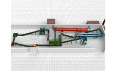 Fertilizer Manufacturing Process Machinery | Fertilizer Production Line