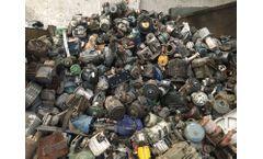 Electric Motor Scrap - Electric Motor Scrap Recycling