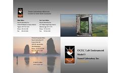 Model OC-EC Lab - Aerosol Analyzer Brochure