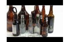 Aquatech-bm Wash Any Size Any Bottle - Video