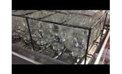 Aquatech-BM Customized Washer for Low water supply - Video