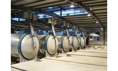 Olymspan - Model AAC -FGZSS1.5-2 31 - Concrete Autoclave System