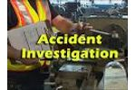 Accident Investigation Course Preview Video