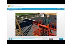 Aerial and Scissor Lift Safety Video