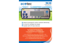 ECOTEC - Model TDL-500 - Fugitive Emissions Monitor - Brochure