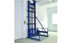 Tavol - Two Floor Outdoor Small Load Cargo Lift Elevator for Warehouse