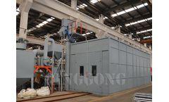 Qinggong - Abrasive Blast Rooms