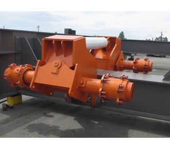 Entro Industries - Heavy Haul Axle