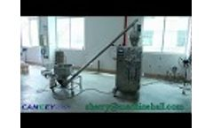Automatic Multi Lane Powder Stick Packaging Machine Factory Video