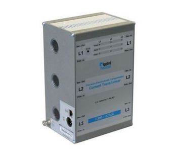 Applied Precision - Model CMR-I - Precision Electronically Compensated Current Transformer