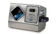 C.E.I.A. - Model EMA - Liquid Explosive Detector Video