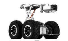 Senzor - Model S300E - Pipe Inspection Robot