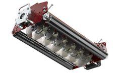 Maredo - Model GT214 VibeDisc-Slicer - Green Mower Attachments