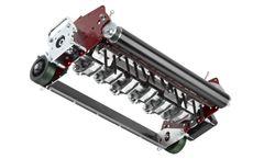 Maredo - Model GT230 - HiSpeed-Corer for Green Mower Attachments