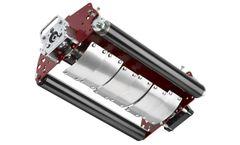 Maredo - Model GT300 VibeShoe-Roller - Green Mower Attachments