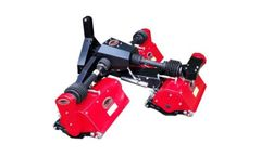 Maredo - Model MT210 VibeSpike-Aerator - Tractor Attachments