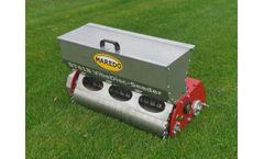Maredo - Model ST418 VibeDisc-Seeder - Multifunctional Tool Carrier