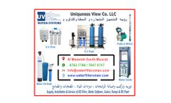 UV Water Systems Oman