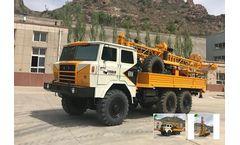 Anbit - Model ABT-IIA Type - Truck Type Drilling Rig