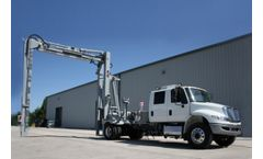 Eagle - Model M25 - Mobile Cargo and Vehicle Screening System
