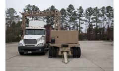 Eagle - Model T25 - Trailer-Mounted, Drive-Through Inspection System