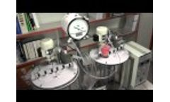 ASTM D 892 - IP 146 Foaming Test Apparatus - Video
