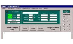 Vista - Version FC - Control Softwar