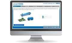 smartGAS - Calibration Tool