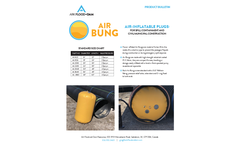 Ark - Inflated Air Bungs Brochure