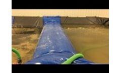 Triple Dam vs single tube barrier Video