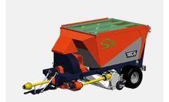 Trilo - Compact Vacuum Sweeper for Turf Industry