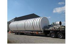 Apexx - Fiberglass Tanks