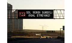Scool - Model HX - Electronic Message LED Signs