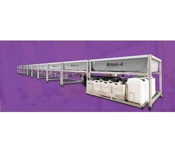 AEssenseGrows Fresh AEtrium - Model 4 - Commercial Growth Environment Tall Plant