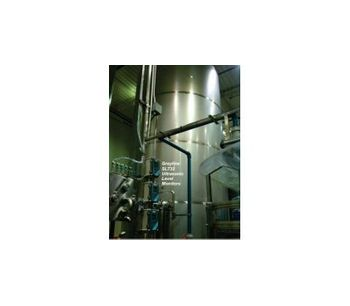 Ultrasonic Level Monitoring for Water Bottling Plant Level Control - Water and Wastewater - Drinking Water