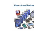 Greyline Flow & Level Instruments - Product Catalogue