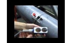 Greyline PDFM 5 0 Portable Doppler Flow Meter Video