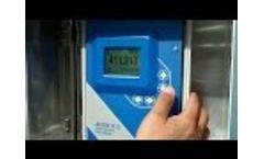 Greyline AVFM 5 0 Area Velocity Flow Meter - Video