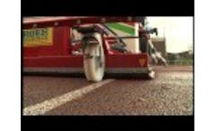 Athletic Track cleaner Hoerger KBR Video