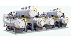 PRI ThermoBatch - Effluent Decontamination System