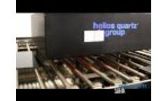 Helios Quartz Fully Automatic Tin Detector Video