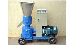 Rotecho - Biomass Wood Pellet Mill Machine