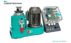 Vibrotechnik - Model DG 65 - Laboratory Disc Grinder