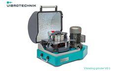 Vibrotechnik - Model VG 1 - Vibrating Laboratory Grinder