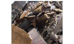 Rimeco - Model E3-A0 - Old Thin Steel Scrap