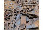Rimeco - Model E2 - Foundry Steel Scrap