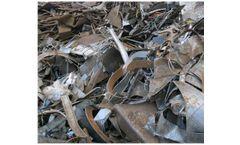 Rimeco - Model E2/E8 - New Steel Scrap